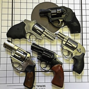 small revolvers for big things