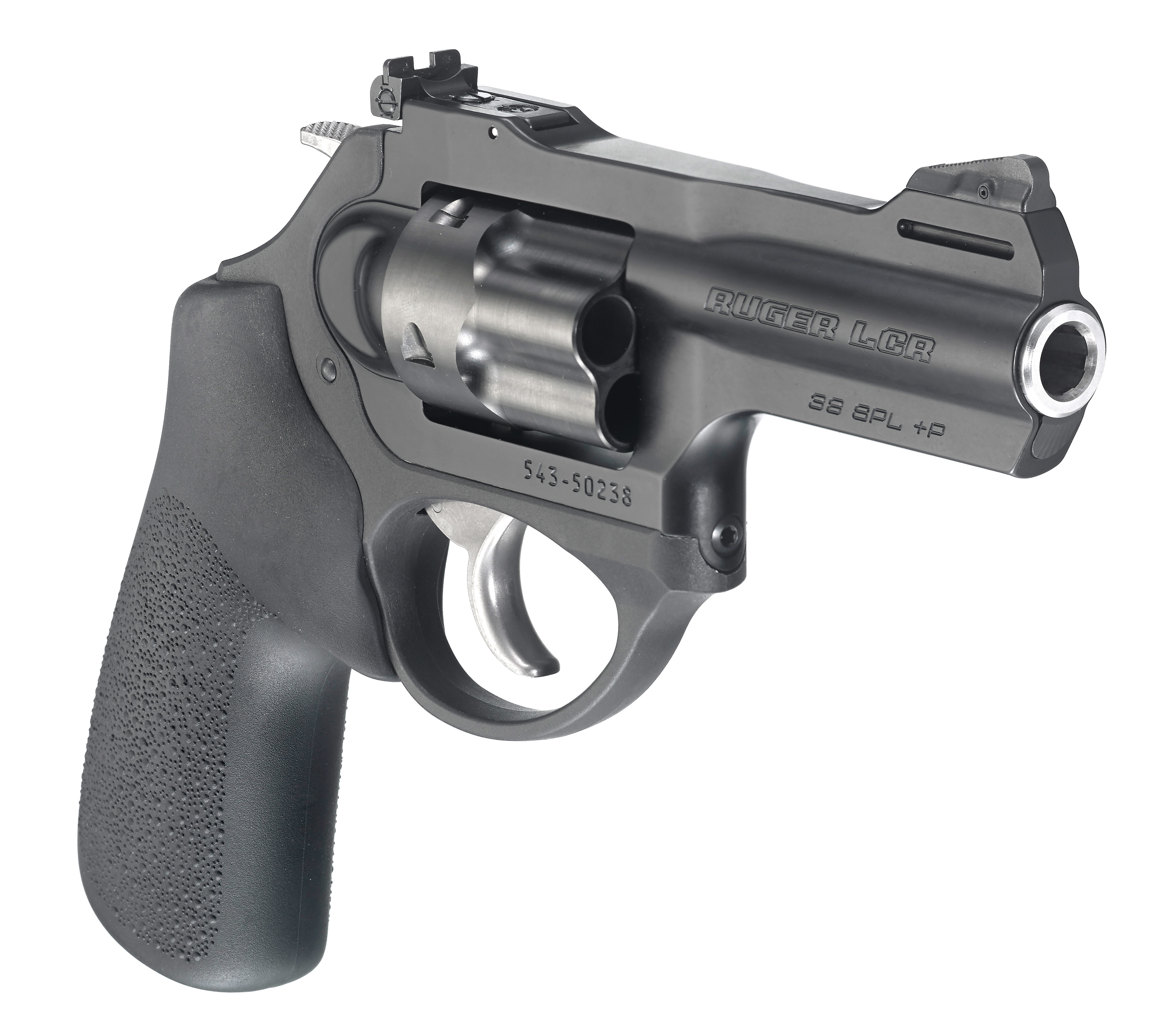 Ruger Introduces LCRx with 3-Inch Barrel