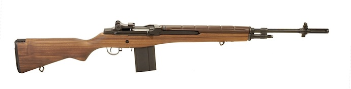 M14 Service Rifle pic