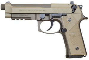5 reasons the Beretta M9A3 will be the next service pistol