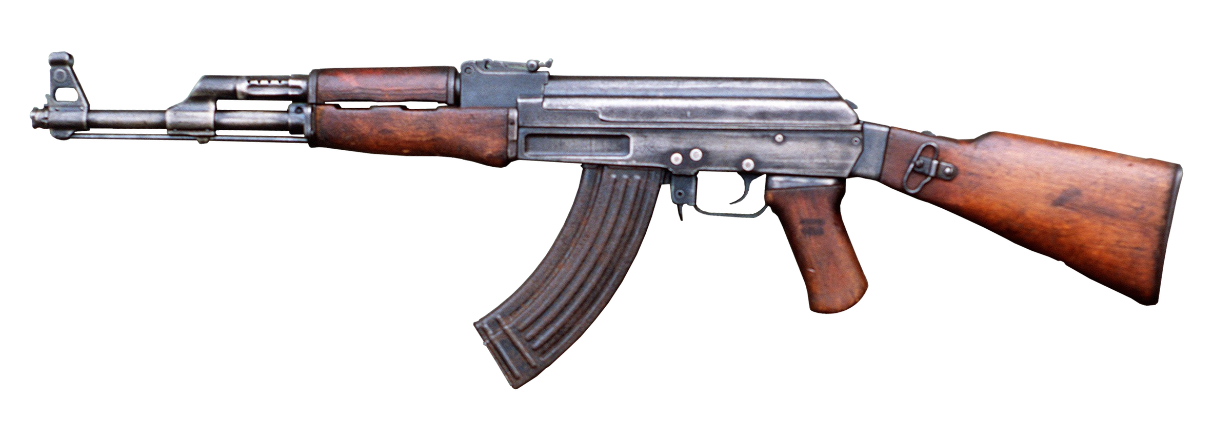 Why Is It Always The AK Guys?