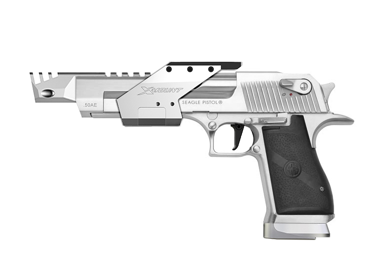 Sig Sauer introduces the SEAGle, the final word in offensive handguns