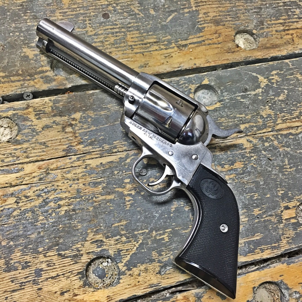 Ruger Vaquero stainless .45 Colt