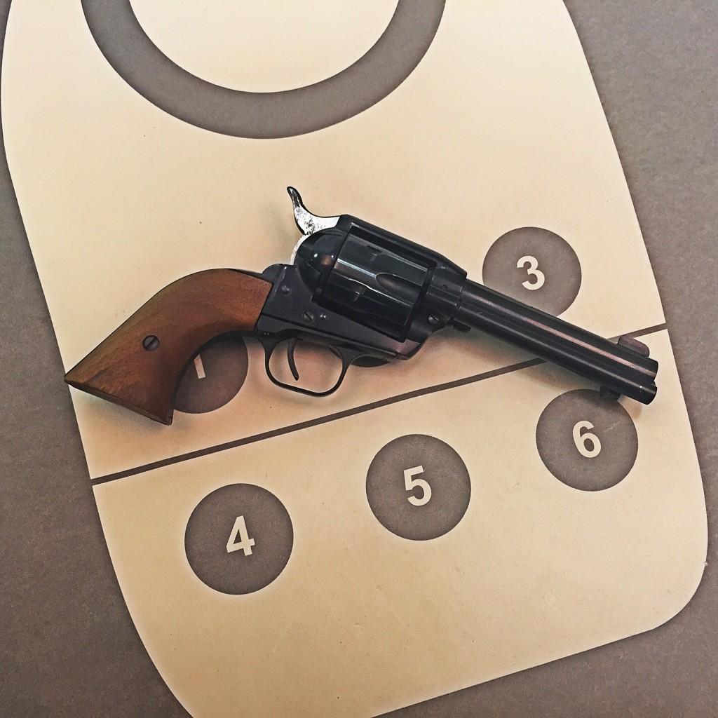 EAA Bounty Hunter .22 Magnum