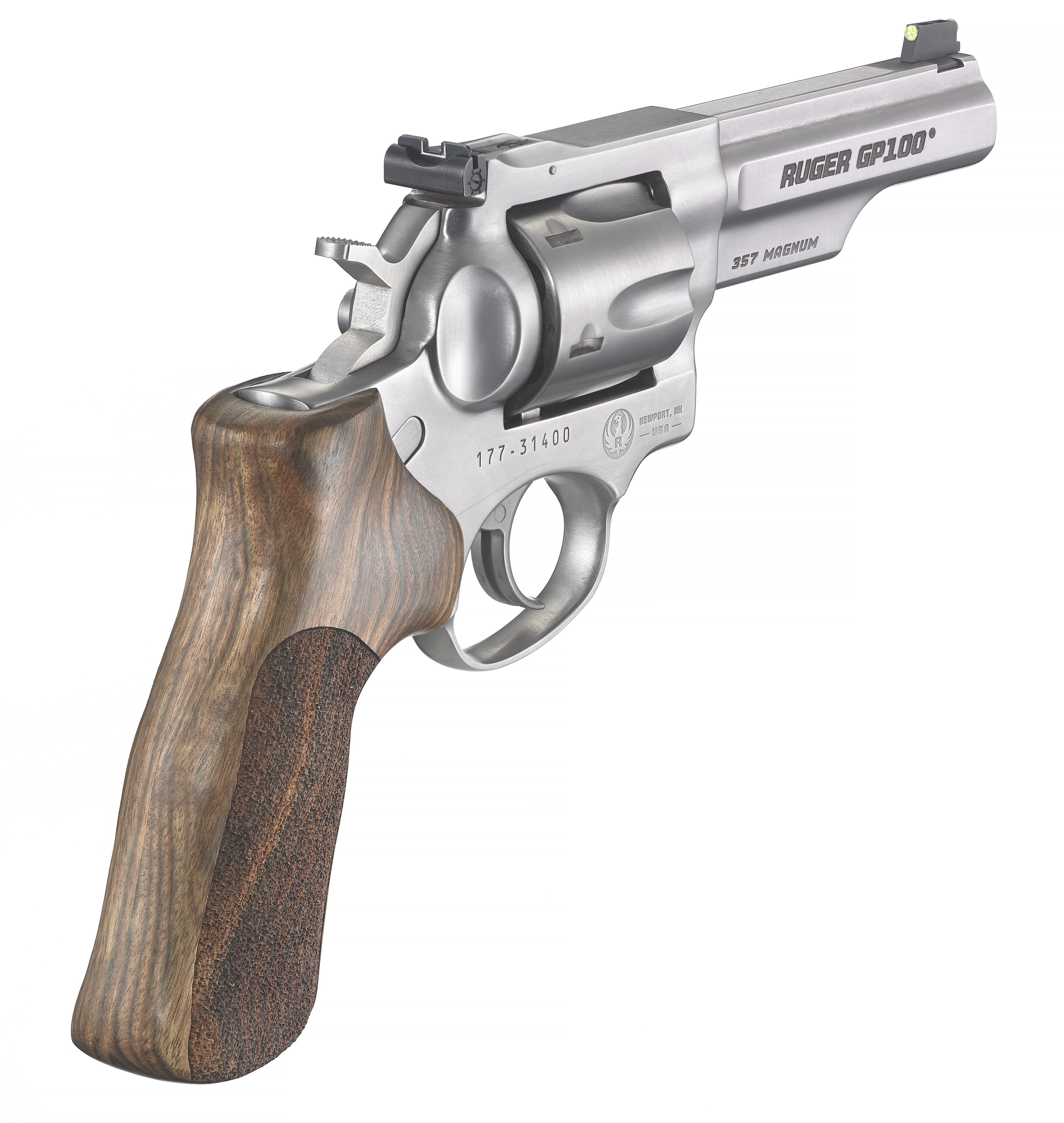 Ruger GP100 Match Champion with Adjustable Sight
