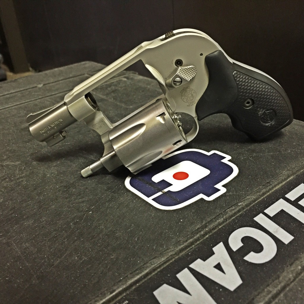 Smith & Wesson 638