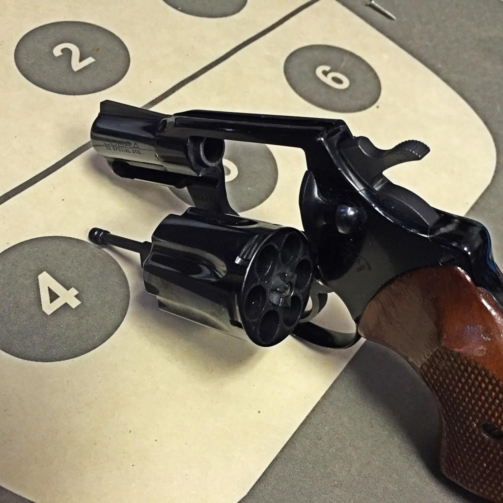 Colt Cobra d-frame