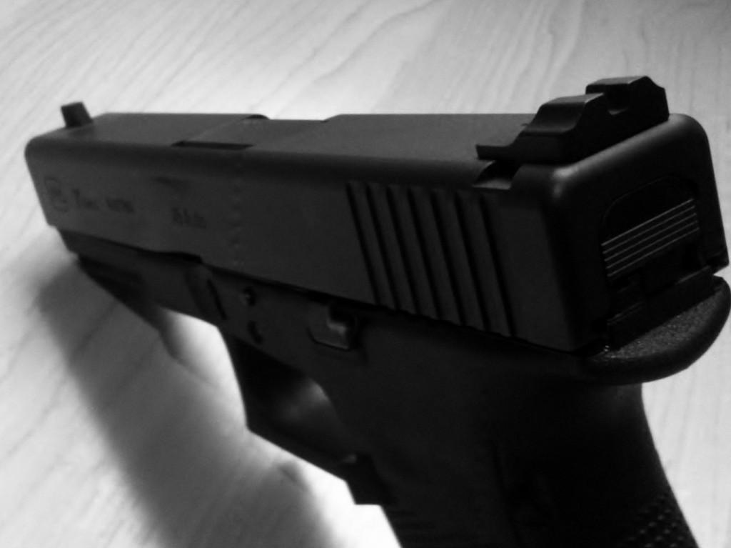 Warren Rear sight Glock 21