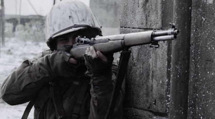 band of brothers shifty powers m1 garand
