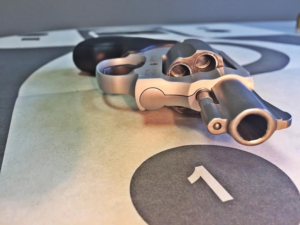 Smith & Wesson 638 muzzle