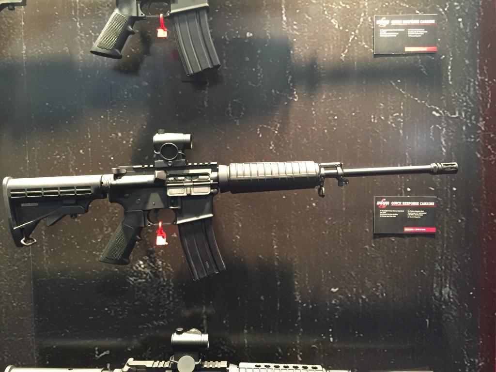 Bushmaster Quick Response Carbine