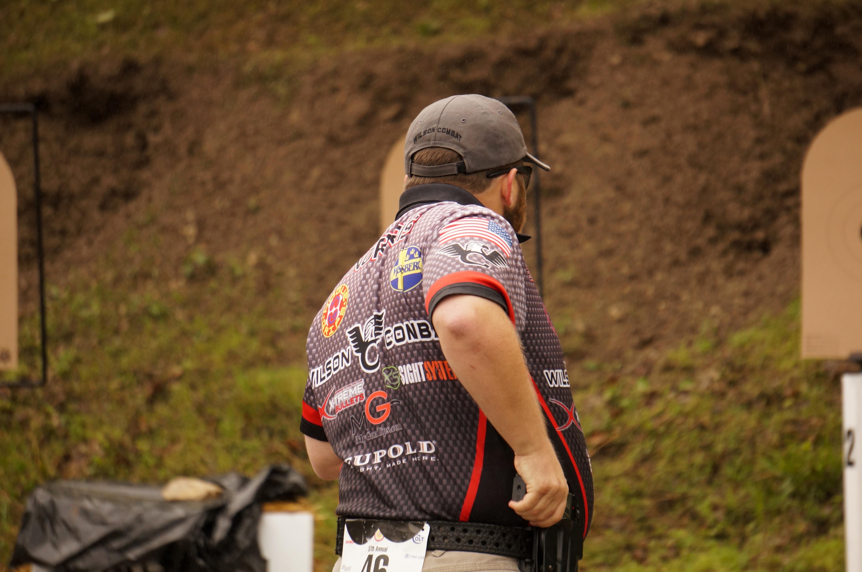 B.J. Norris shooting the Practical