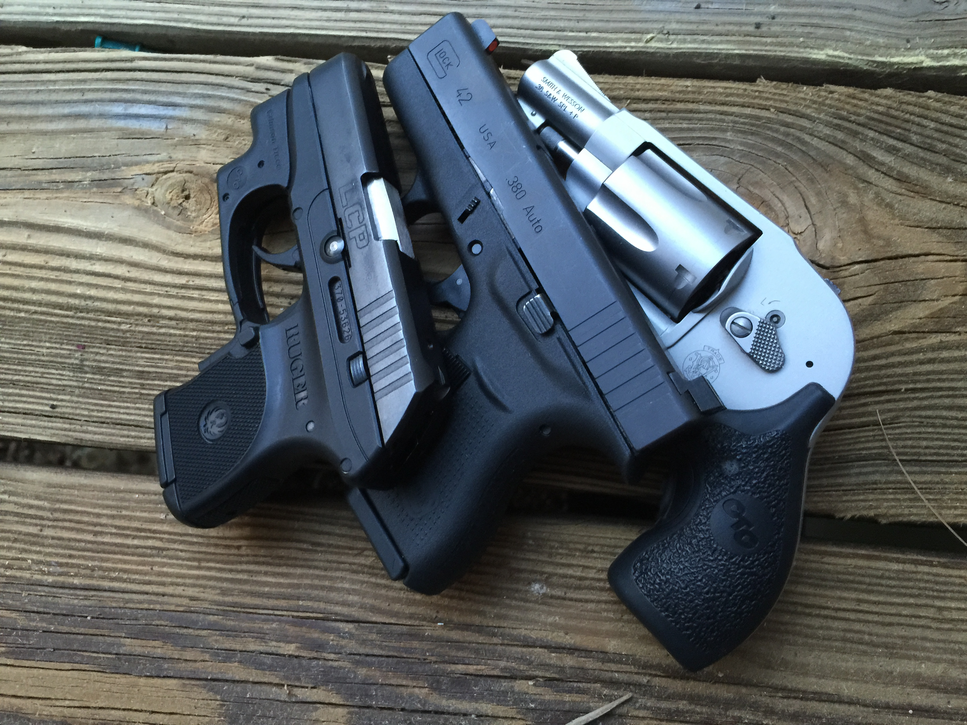 Rule One Gun Roundup – Ruger LCP