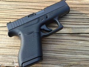 Glock's first real entry into the Rule One Gun market, the Glock 42