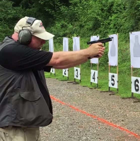 Class Review: Intensive Pistol Skills with Tom & Lynn Givens