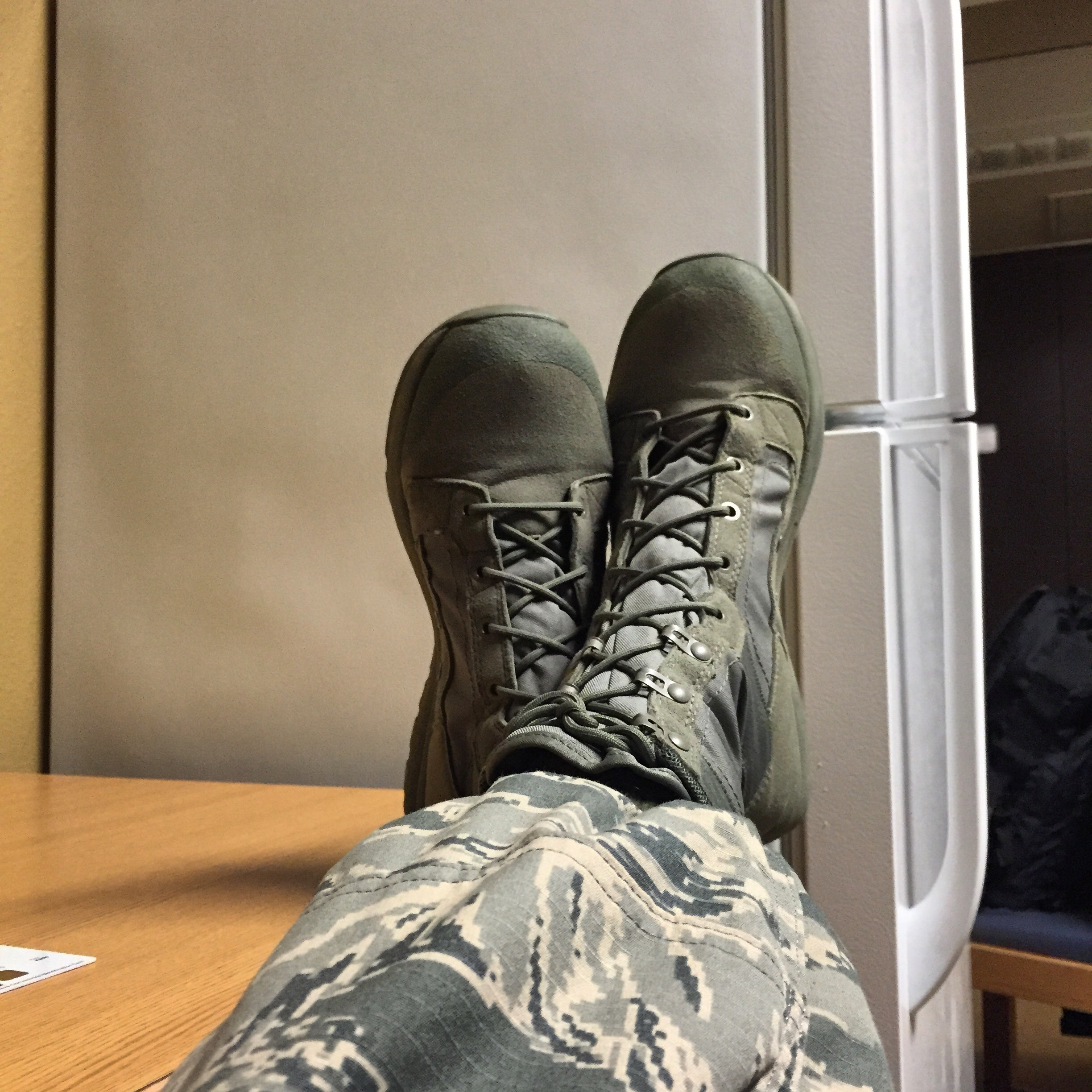 The changing face of basic training