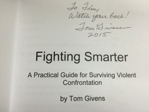Fighting Smarter is a fantastic resource and a must for anyone seriously interested in self defense.