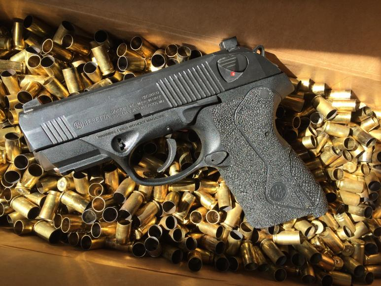 Ernest Langdon and the Beretta PX4