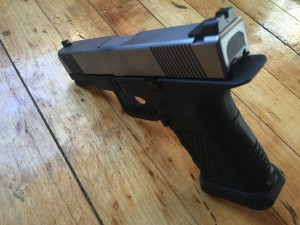 Timberwolf compact 9mm
