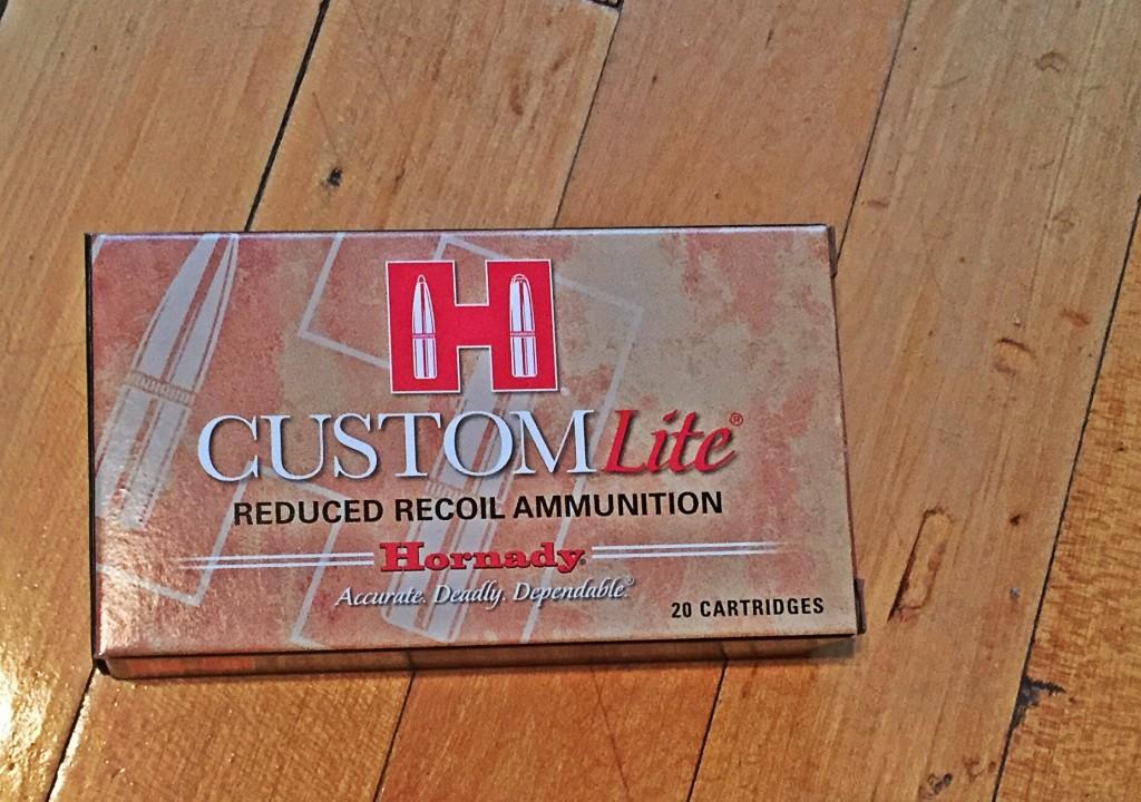 Hornady Custom Lite .308