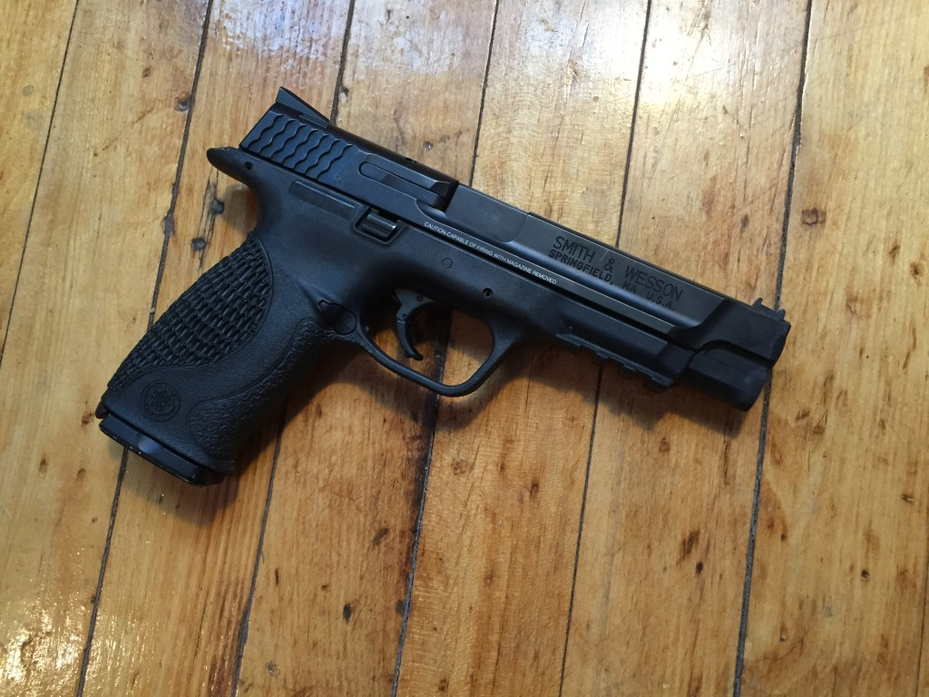 Smith & Wesson M&P9L Pro