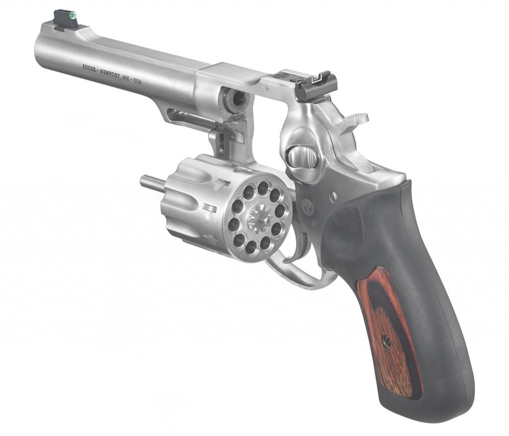 Ruger GP100 22LR cylinder