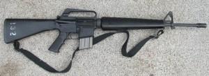AR-15 SP1