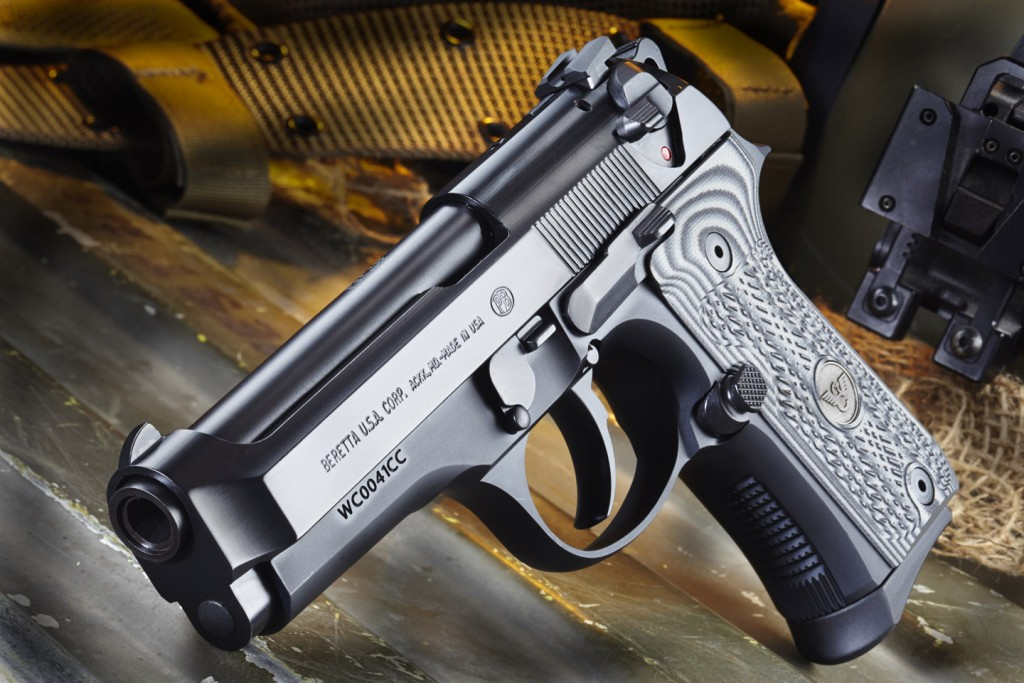 Beretta 92G Compact Carry - Photo courtesy Wilson Combat