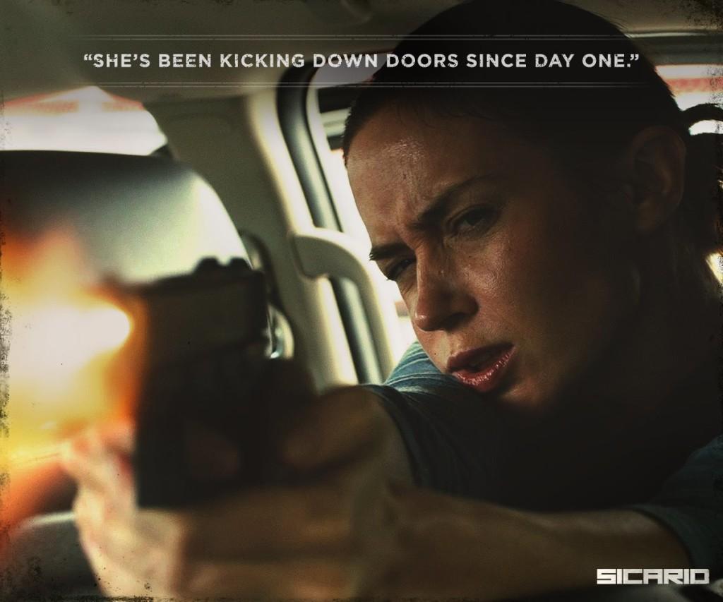 Sicario emily blunt glock 19