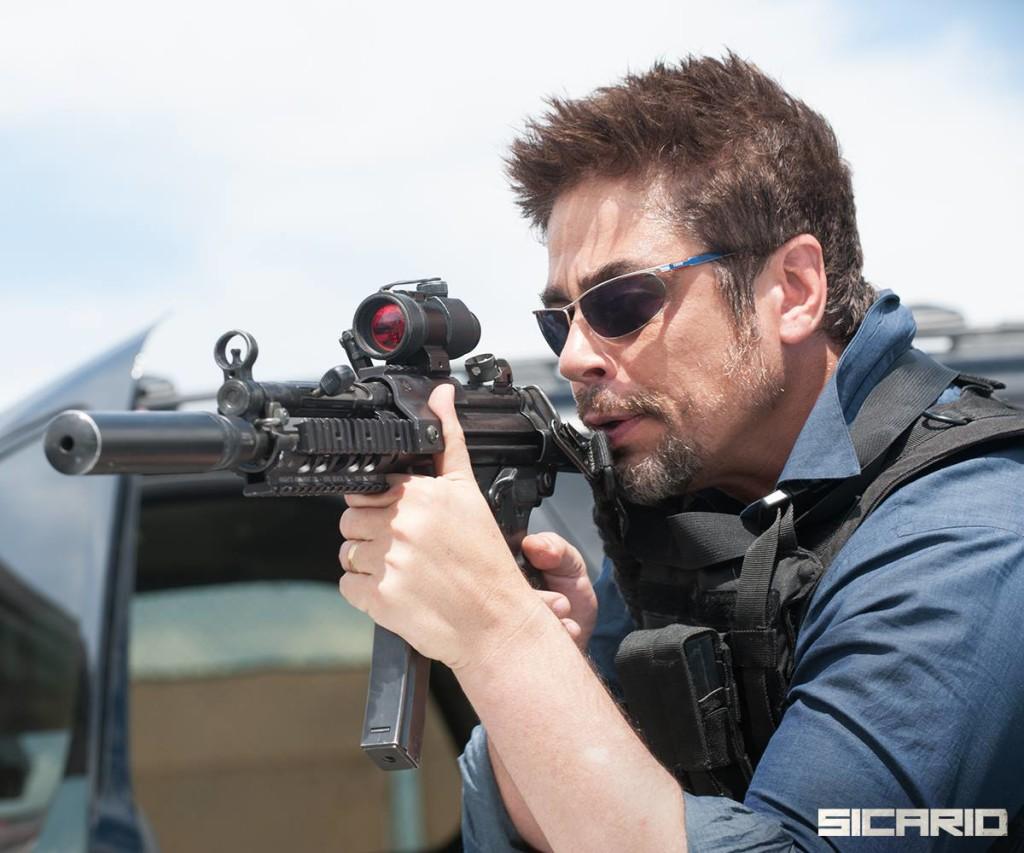 Heckler & Koch MP5A3 Benicio Del Toro