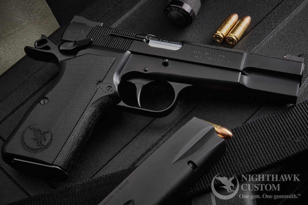 Nighthawk Custom Guns Hi-Power