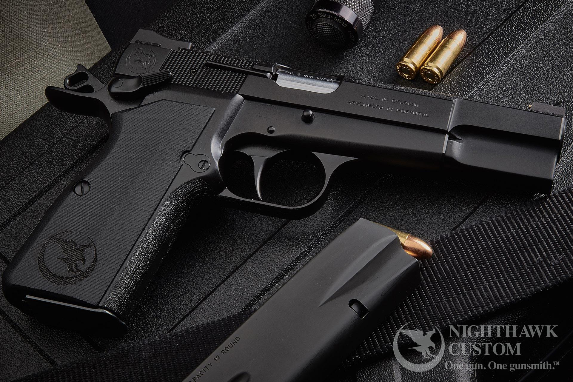 Nighthawk Custom Guns Hi-Power
