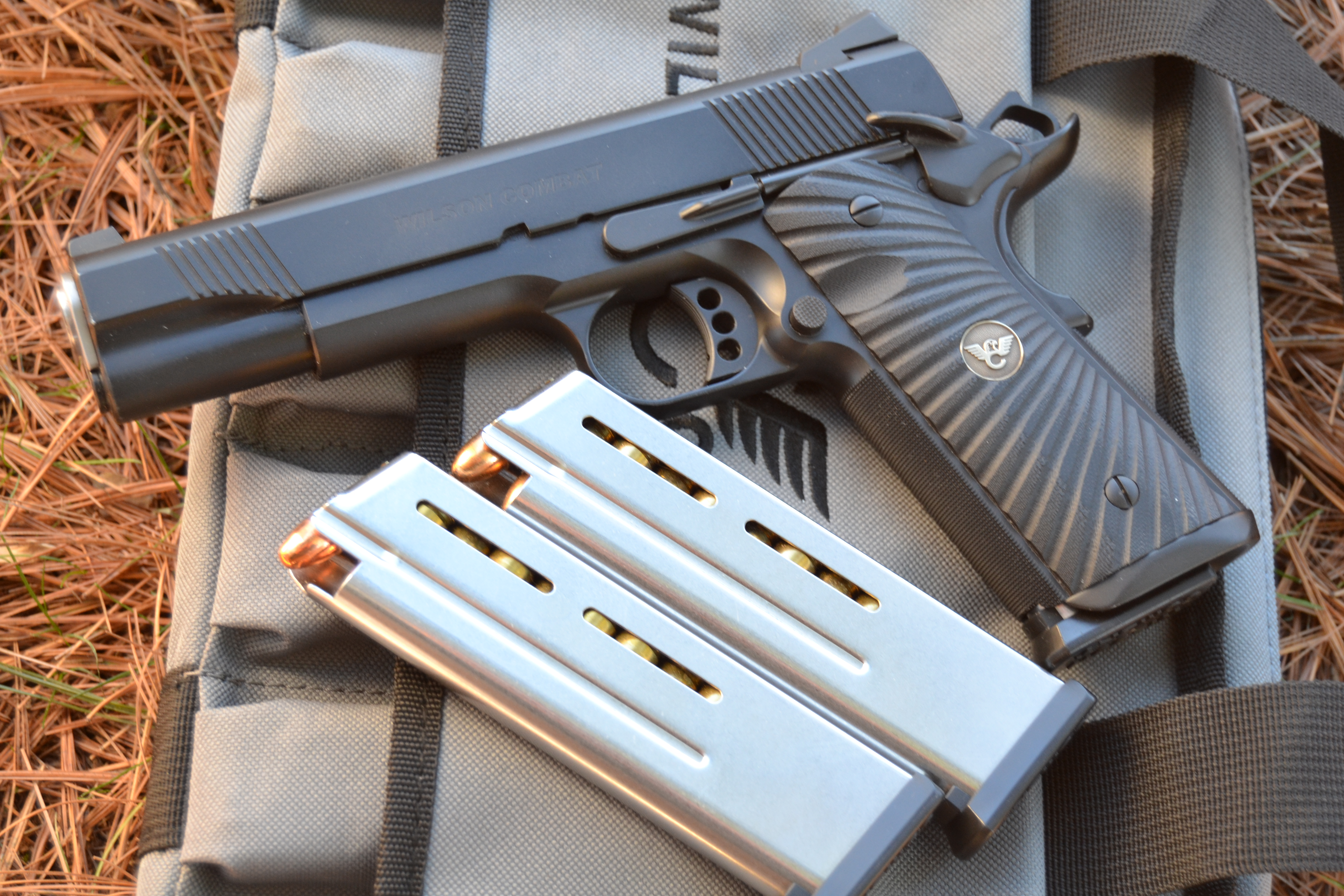 Wilson Combat CQB 9mm