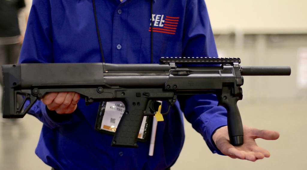 NFA ready KSG photo courtesy Outdoor Hub, click to view their coverage