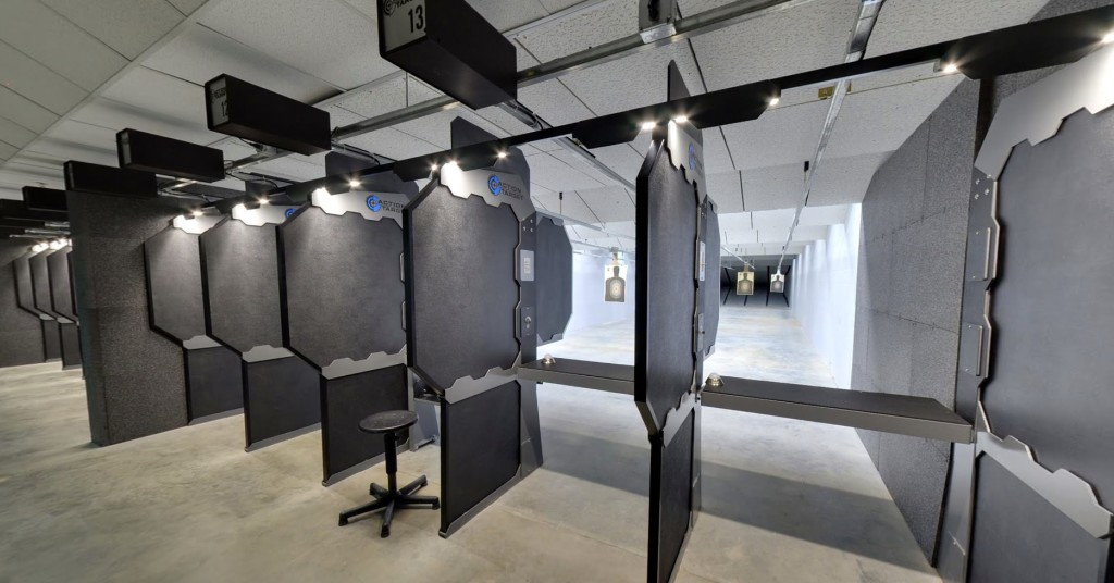 Photo courtesy Badlands Gun Range