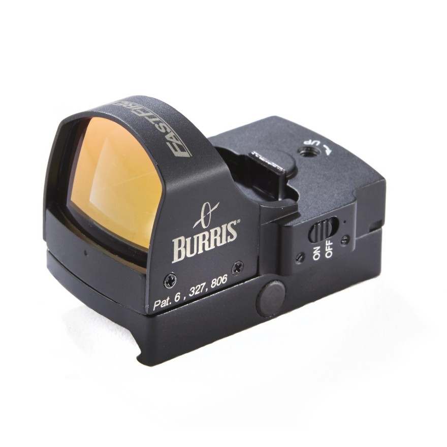 burris fastfire with picatinny mount