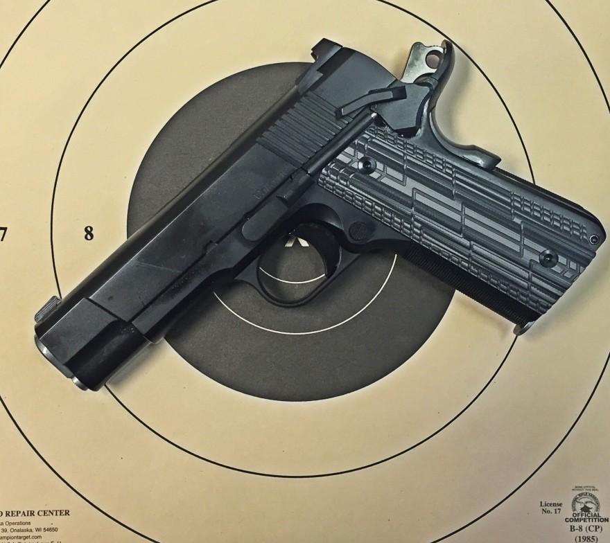 Dan Wesson Valkyrie Commander 9mm
