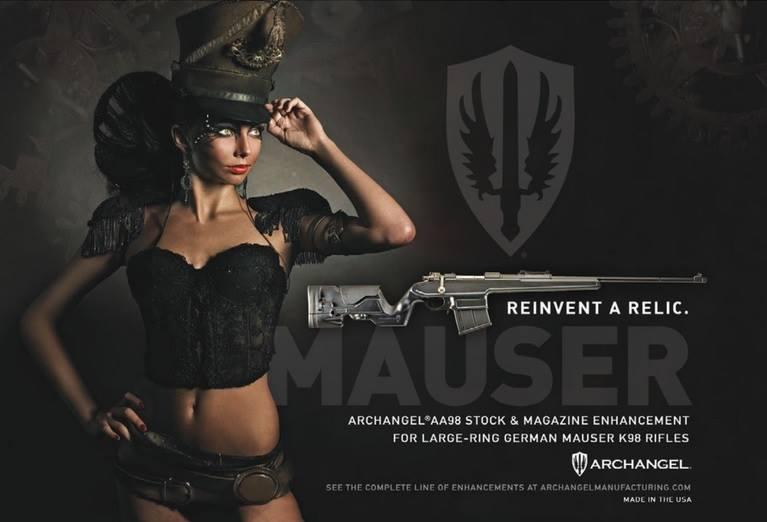 Archangel is at it again – Gun Nuts Media