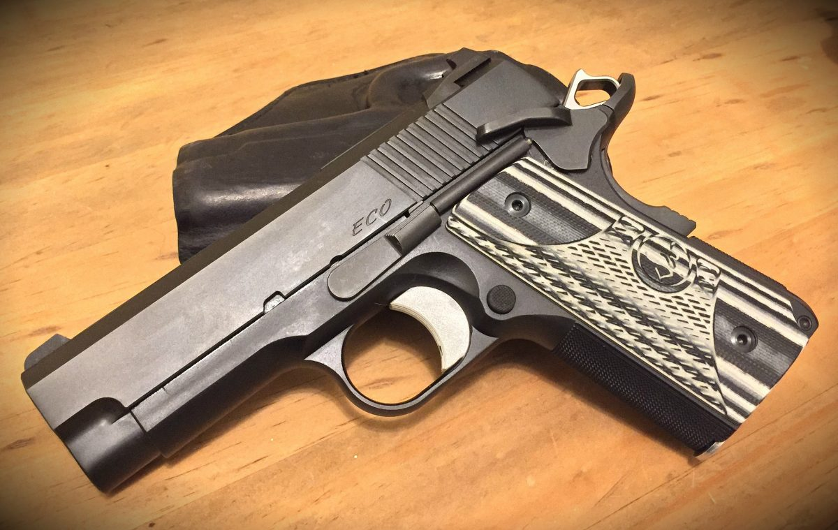 Dan Wesson ECO