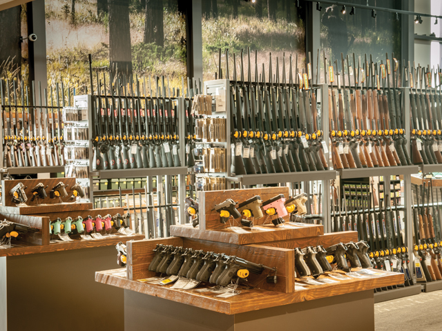 Brownells opens retail store