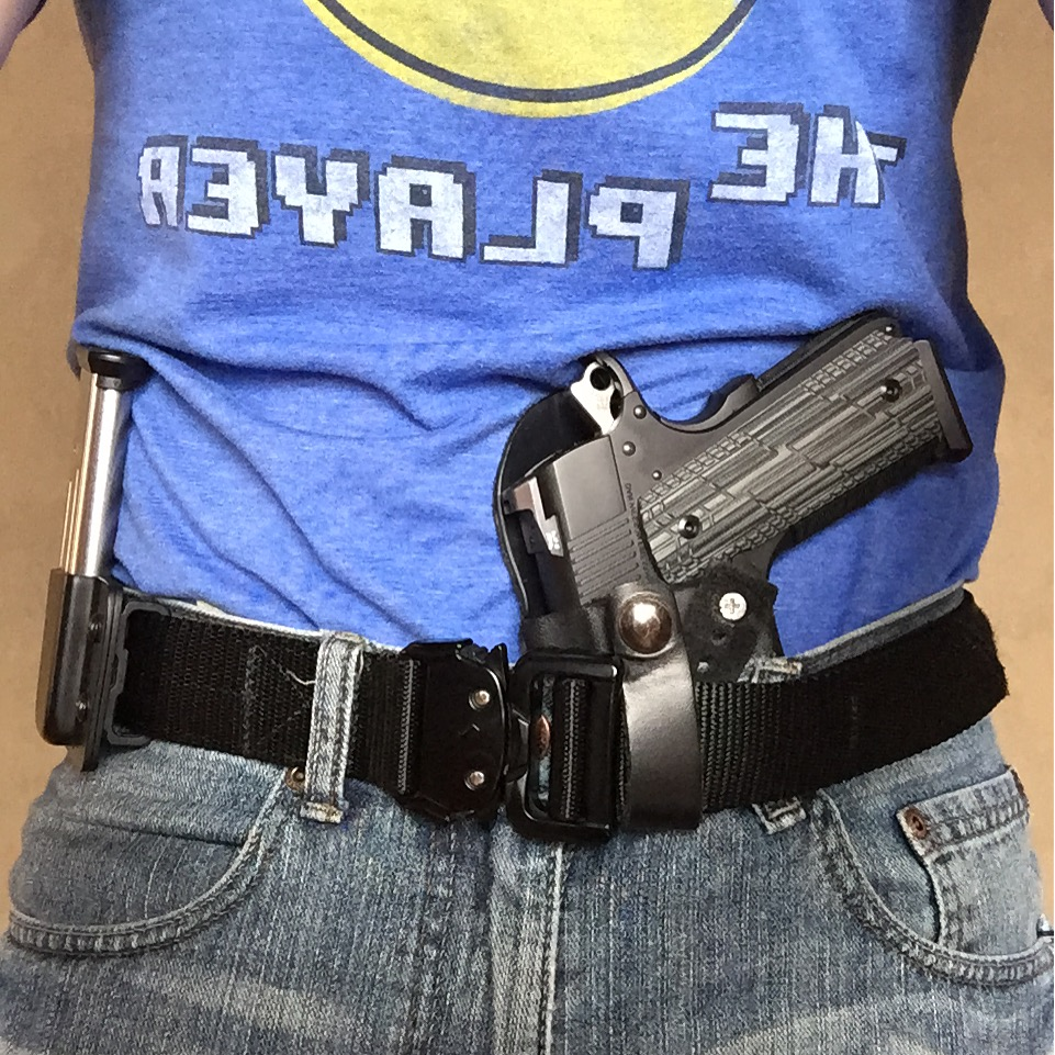 Why I went back to appendix carry
