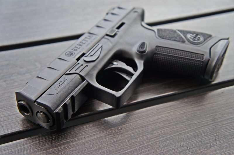 New from Beretta: the APX Centurion